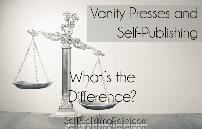 Vanity Presses And Self Publishing: Whatu0027s The Difference?