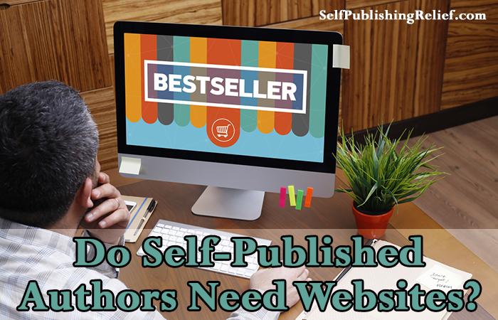 Do Self-Publishing Authors Need Websites
