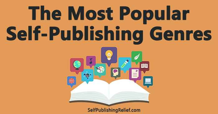 The Most Popular Self-Publishing Genres | Self-Publishing Relief